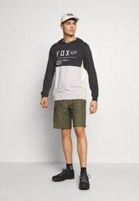 Fox Racing - SLAMBOZO SHORT - Sports shorts - olive green - 1