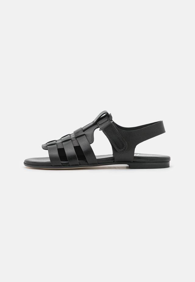 OUTSOLE - Sandaler - nero
