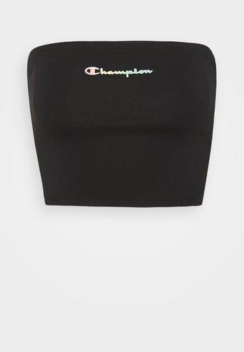 CROP  - Top - black