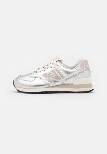 WL574 - Sneakers - light silver metallic
