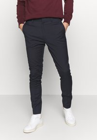Burton Menswear London - FORMAL ESSENTIAL TROUSER 2 PACK - Trousers - navy - 4