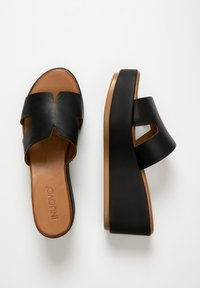 Inuovo - Heeled mules - black blk - 2