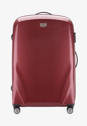 GROSSER KOFFER - Wheeled suitcase - bordeaux