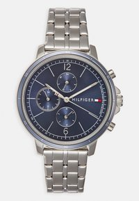 Tommy Hilfiger - MADISON - Klokke - silver-coloured - 0