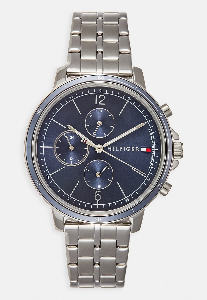 Tommy Hilfiger - MADISON - Klokke - silver-coloured