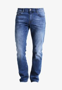 Pier One - Relaxed fit jeans - mid blue - 5