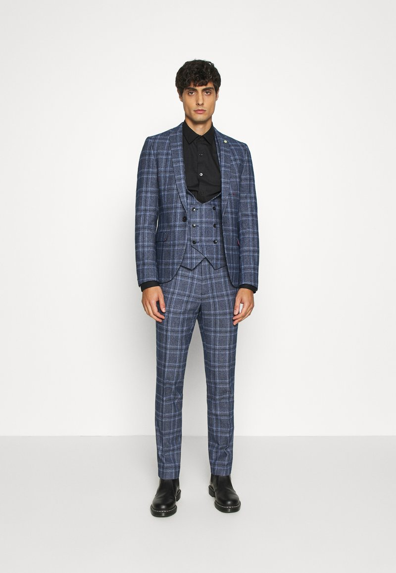 Twisted Tailor - DEWITT SUIT SET - Suit - blue
