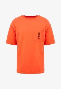 Tonsure - WILLIAM - Camiseta estampada - orange - 3