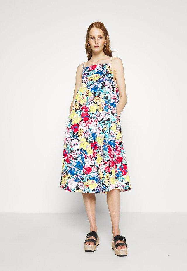 VICTORIA - Maxi dress - multi