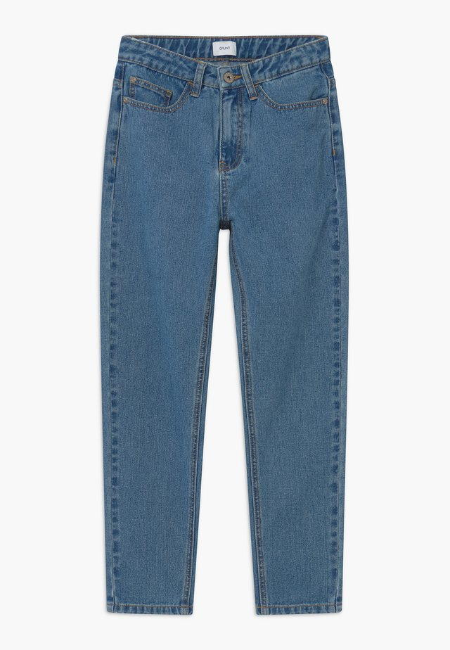 MOM AUTHENTIC - Relaxed fit jeans - authentic blue
