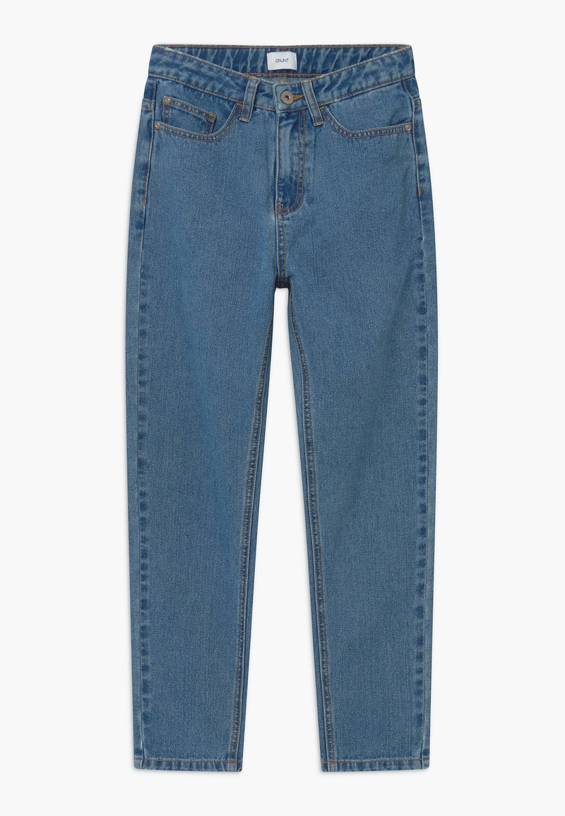 Grunt - MOM AUTHENTIC - Relaxed fit jeans - authentic blue