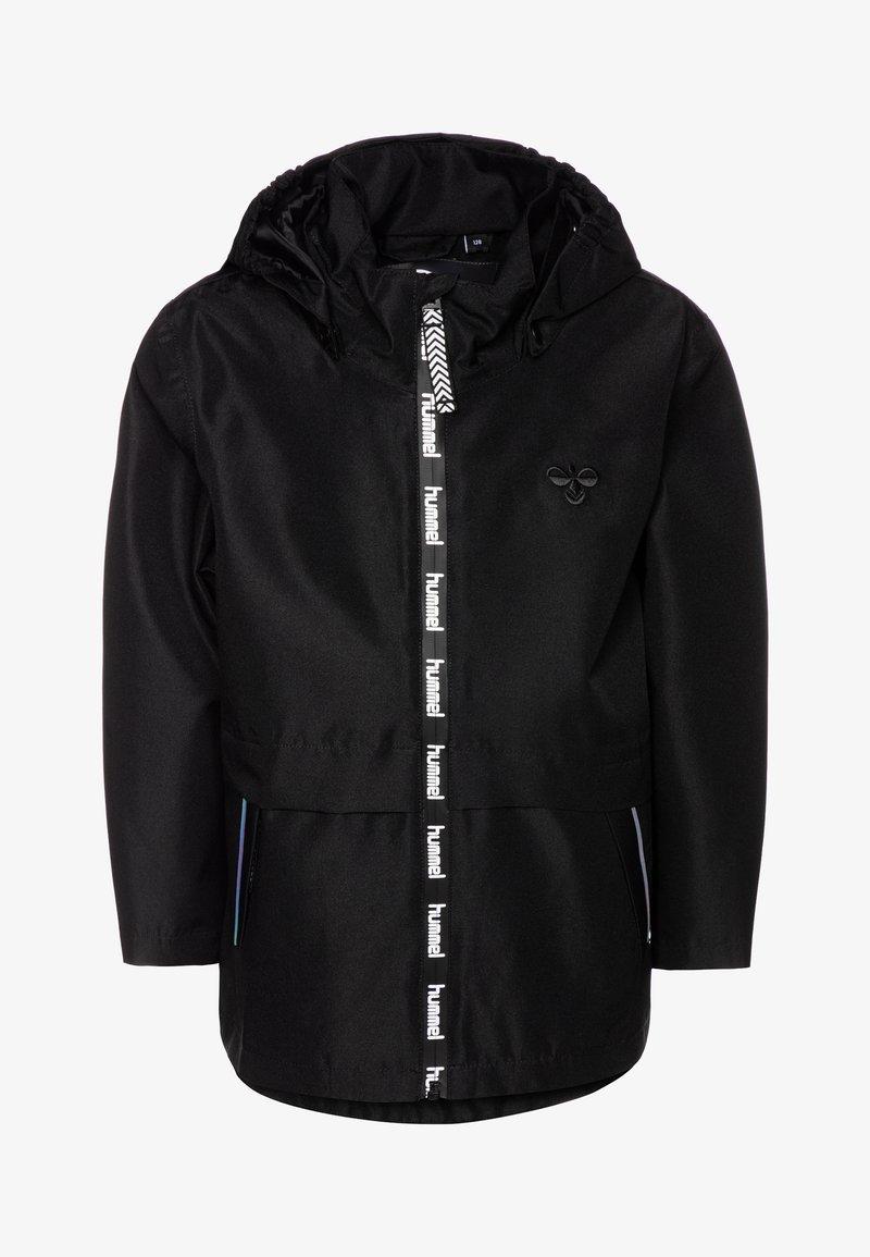 Hummel - Hardshellová bunda - black