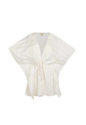 Summer jacket - blanc cassé