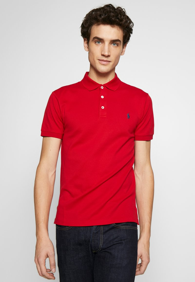 Polo Ralph Lauren - SLIM FIT MODEL - Polo shirt - red