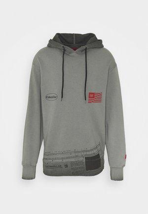 WORKWEAR HOODIE - Sweatshirt - grey