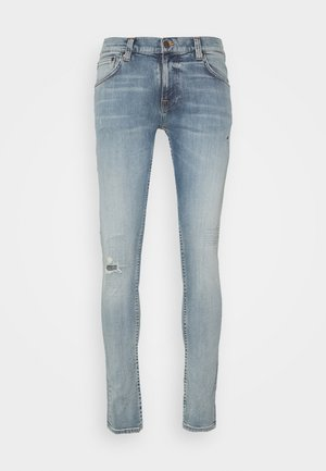 TIGHT TERRY - Jeans Skinny Fit - electric ocean
