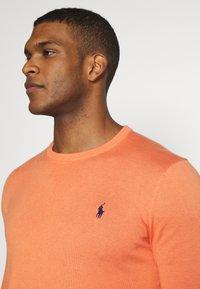 Polo Ralph Lauren Golf - PIMA CREWNECK - Jumper - true orange - 5