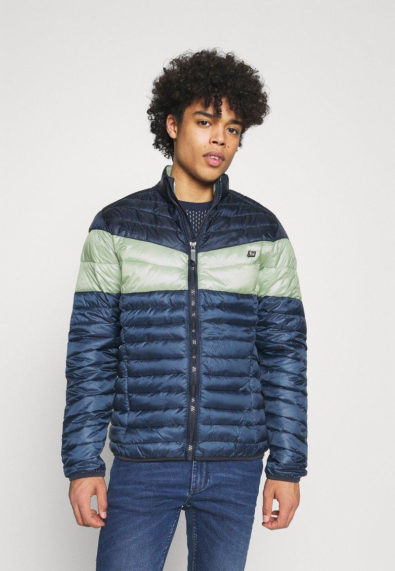 Blend - OUTERWEAR - Light jacket - blues