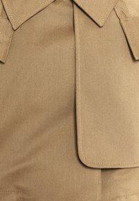 WEEKEND MaxMara - ORAFO - Lehká bunda - khaki - 9