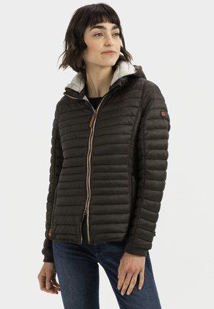 Vinterjacka - dark brown