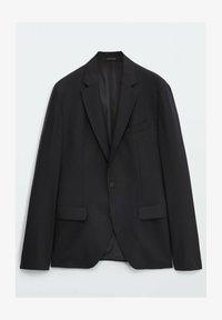 Massimo Dutti - SLIM-FIT - Suit jacket - dark blue - 2