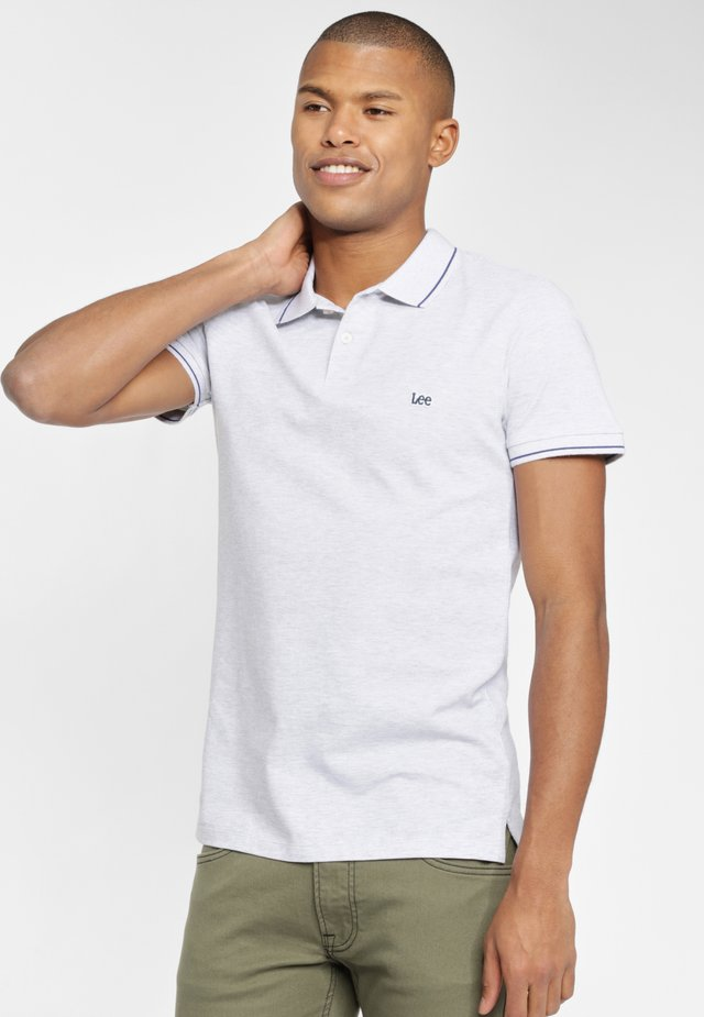 Polo - sharp grey mele