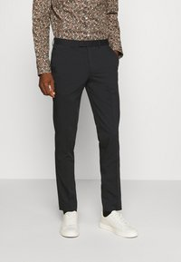 Jack & Jones PREMIUM - JPRVINCENT TROUSER - Suit trousers - black - 0