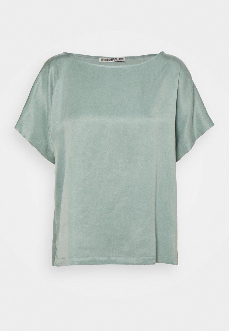 DRYKORN - SOMIA - Basic T-shirt - light green