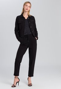Marc Aurel - Summer jacket - black - 1
