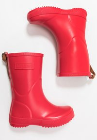 Bisgaard - BASIC BOOT - Botas de agua - red - 0