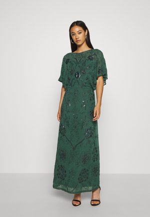 Ballkleid - fir green