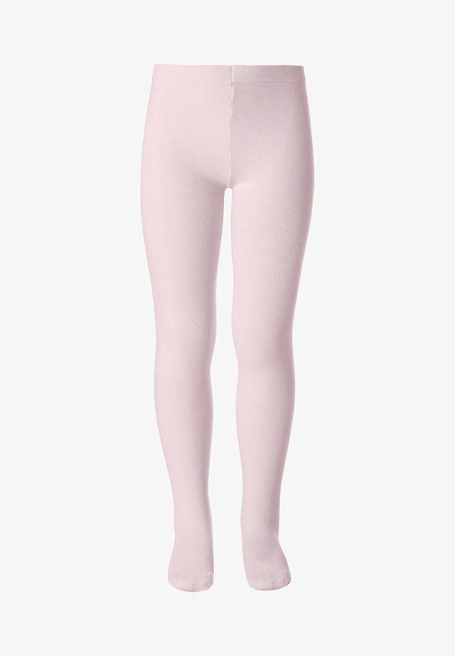 Leggings - Stockings - rosa