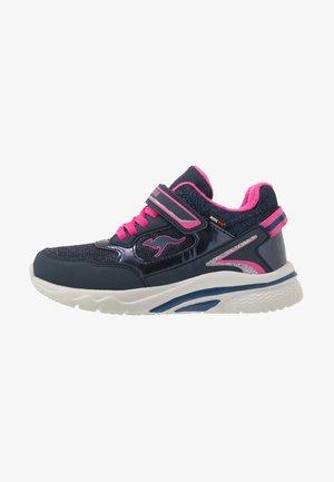 KK-DAISY RTX - Sneakers - dark navy/daisy pink