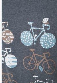 Vaude - WOMEN'S CYCLIST - T-Shirt print - steelblue - 2