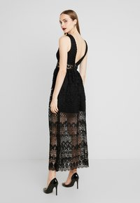 Love Triangle - ELINA MAXI DRESS - Occasion wear - black - 3