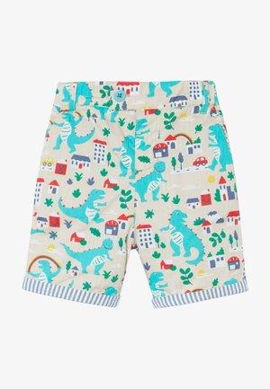 REUBEN REVERSIBLE DINOSAUR BABY - Shorts - green