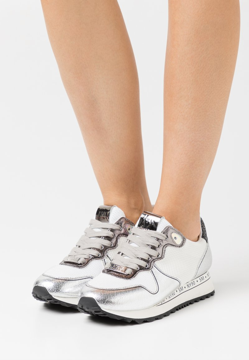 Steve Madden - REFORM - Sneakers laag - silver/multicolor
