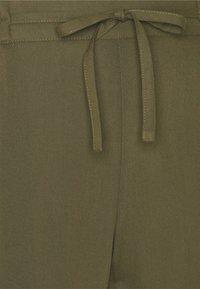 Vero Moda - Trousers - ivy green - 5