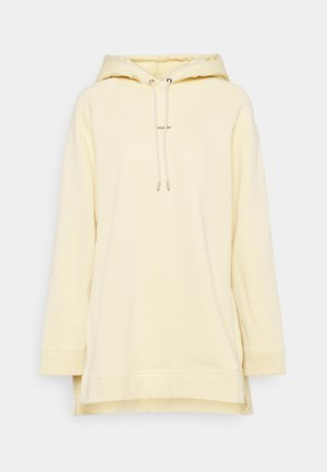 SISSEL HOODIE - Sweatshirt - light yellow