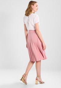 Anna Field - A-line skirt -  rose - 2