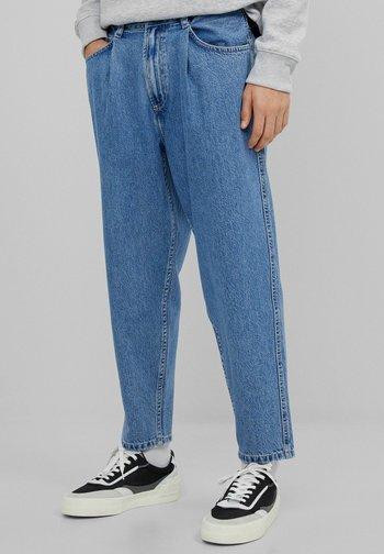BALLOON  - Jeans Straight Leg - dark blue