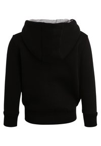 Lacoste Sport - TENNIS - Zip-up hoodie - noir/argent chine - 1