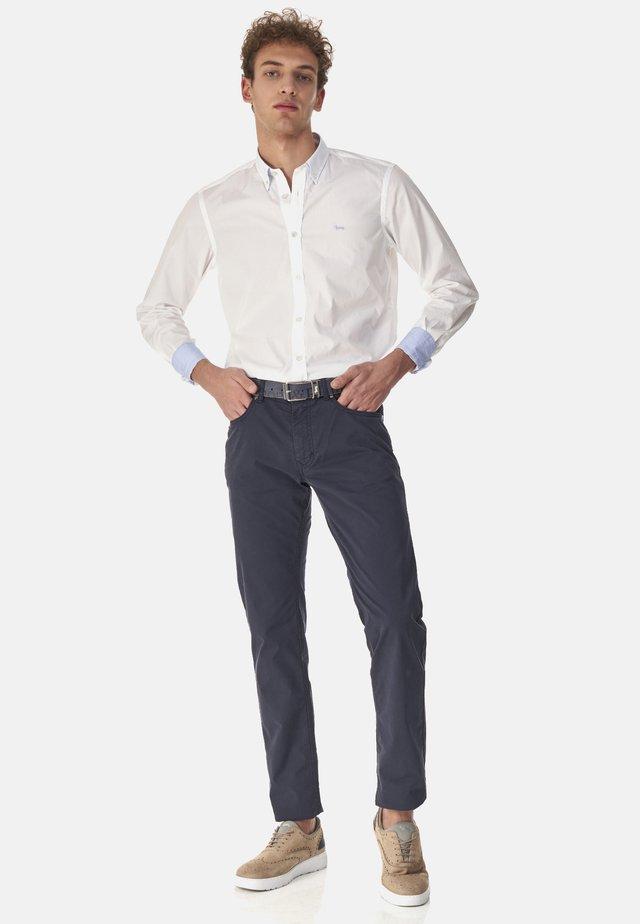 BASICO  - Pantaloni - blu scuro