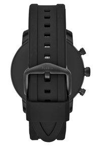Fossil Smartwatches - EXPLORIST - Smartwatch - schwarz - 2