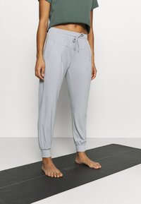 Even&Odd active - Tracksuit bottoms - grey - 0