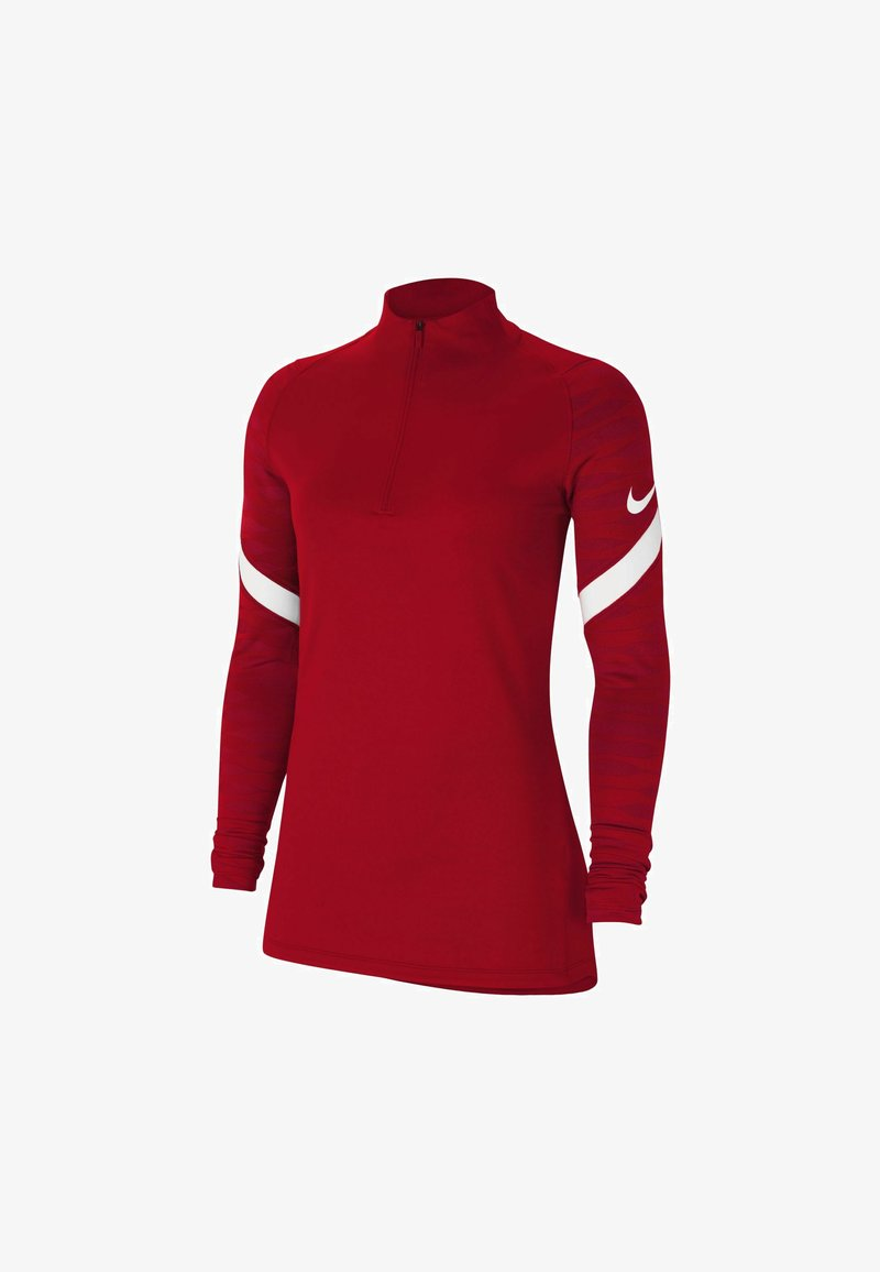 Nike Performance - Sweatshirt - university red/gym red/white/white
