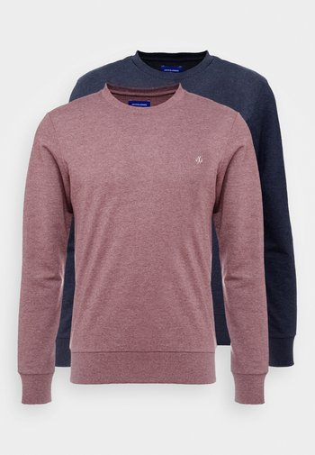 JORBASIC CREW NECK 2 PACK