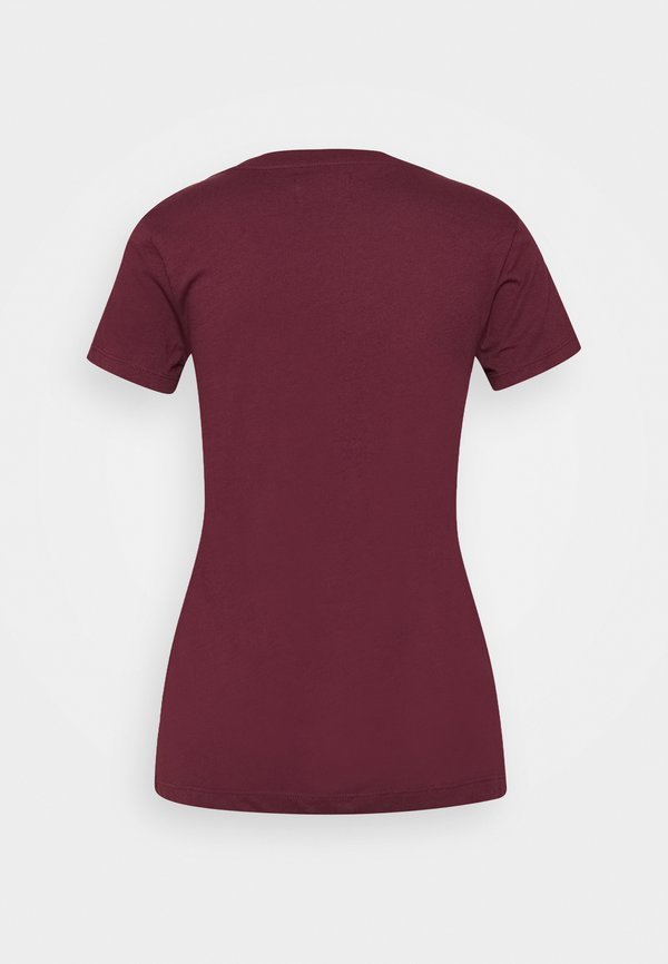 Barbour International KNOCKHILL TEE - T-shirt z nadrukiem - port Nadruk Odzież Damska NYYW AH 2