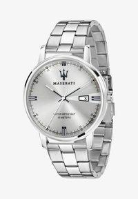 Maserati - Watch - silver-coloured - 0
