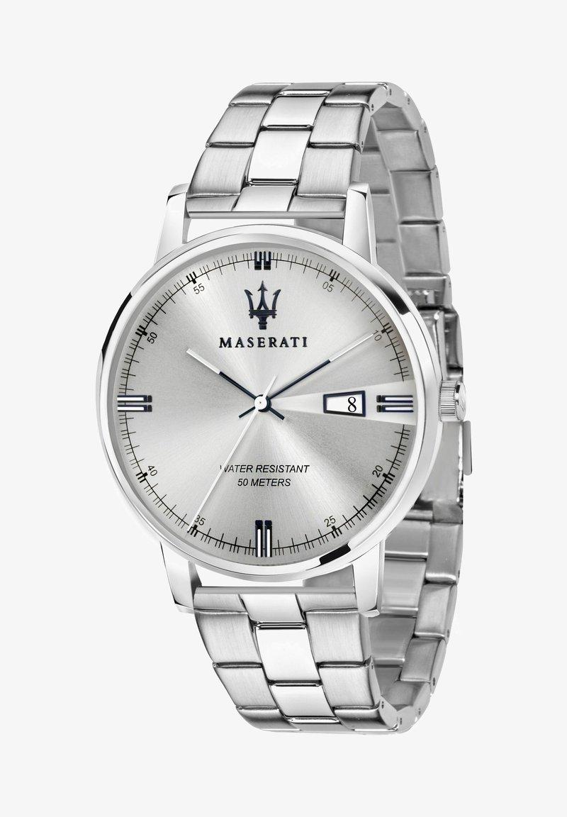 Maserati - Watch - silver-coloured
